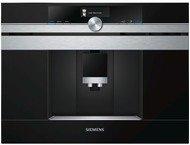 Siemens CT636LES1 Inbouw-espresso-automaat, Zwart