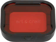 Polar Pro Aqua Red Filter for GoPro Hero4/3+