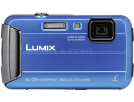 Panasonic DMC FT30 - Bleu