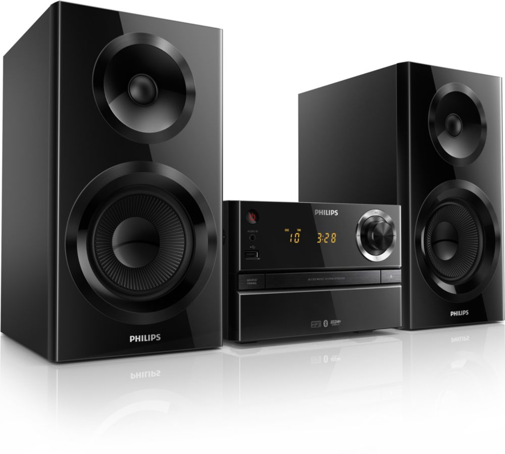 philips cha ne hifi bluetooth btm2360 12 art craft. Black Bedroom Furniture Sets. Home Design Ideas