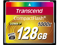 Transcend CF 1000x 128GB