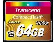 Transcend CF 1000x 64GB