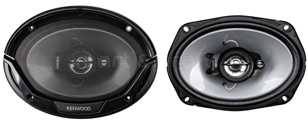 kenwood kfc e6965 6 x9 coaxial 3 way speakers system art craft. Black Bedroom Furniture Sets. Home Design Ideas