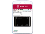 Transcend Multi-Card Reader P 8 black