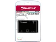 Transcend Multi-Card Reader P 8 black