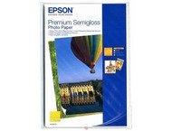 Epson Premium Semigloss Photo Paper 10x15, 50 Sheets 251 g