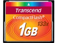 Transcend Compact Flash 1GB Card MLC 133X