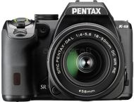 Pentax K-S2 Body + 18-50mm - Zwart
