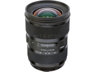 Sigma 24-35mm F2 DG HSM Art Canon