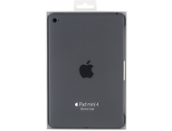 Apple iPad mini 4 Silicone Case - Gray