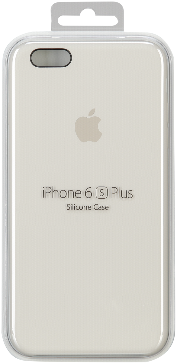new styles 05347 05694 Apple iPhone 6S Plus Silicone Case - Stone