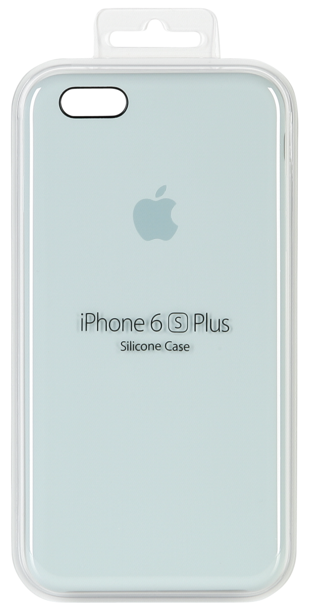 new concept b4917 9f878 Apple iPhone 6S Plus Silicone Case - Turquoise