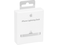 Apple Lightning Dock - Space Silver