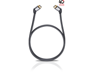 Oehlbach 137, Easy Connect HS. 40 HDMI Cable, 1,44m, zwart