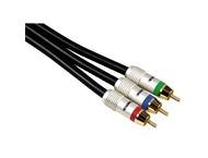 Hama Yuv-Kabel 3Rca-3Rca 3M