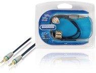 Bandridge Audiokabel Bal3300 0.5M
