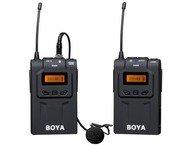 Boya UHF Lavalier Microfoon Draadloos BY-WM6