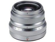 Fujifilm XF 35mm f/2.0 R WR - Zilver