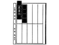 Kaiser Negative Filing Sheets, 35 Mm (1,4), For 10 X 4 Nega