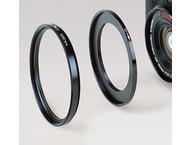 Kaiser Filter Adapter Ring, 52-49, Black