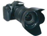 Kaiser Cw63C Lens Hood, For Canon Ef-S 18-55/3.5-5.6 Is Stm