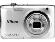 Nikon Coolpix A100 - Zilver