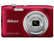 Nikon Coolpix A100 - Rouge