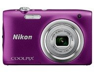 Nikon Coolpix A100 - Paars