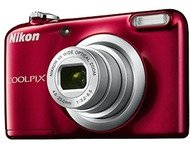 Nikon Coolpix A10 - Rouge