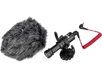 Rode VIDEOMICRO Compact Cardioid Light-weight On-Camera Mic
