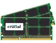 Crucial 16GB (2x8GB) DDR3 1600 PC3-12800 SODIMM 204pin voor
