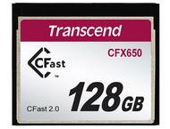 Transcend CFast 2.0 CFX650 128GB