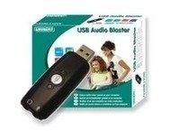 Ewent EW3751 USB soundcard 5.1 Virtual 3D