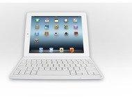 Logitech Ultrathin Keyboard White, CH Layout OP=OP