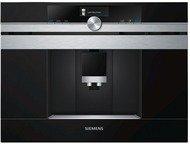 Siemens CT636LES6 TFT-TouchDisplay Inbouw-espresso-automaat