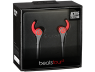 Beats Tour2 In-Ear hoofdtelefoon Active Collection Red