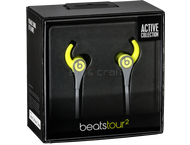 Beats Tour2 In-Ear hoofdtelefoon Active Collection Yellow