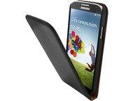 Mobiparts Luxury Flip Case Samsung Galaxy S4 Black  OP=OP