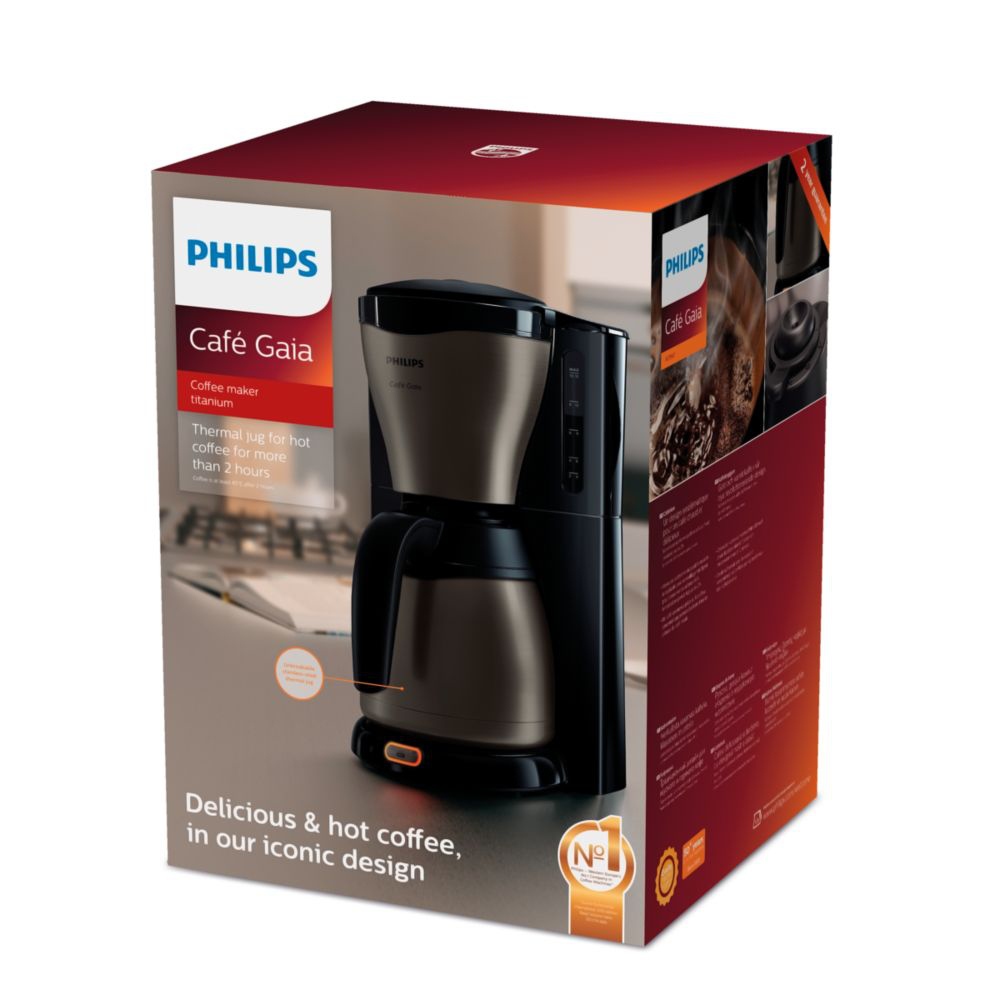 philips percolateur thermos hd7547 80 art craft. Black Bedroom Furniture Sets. Home Design Ideas