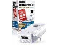 Devolo 9386 dLAN 1200+ WiFi Uitbreiding (BE)
