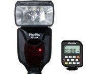 Phottix Set: Mitros+, Odin Flash Transmitter Nikon OP=OP