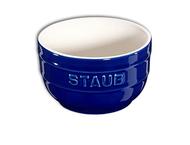 Staub Ramequin 8 cm - donkerblauw - set van 2 stuks 0,2 l