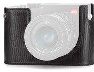 Leica Protector Q - Leder, zwart