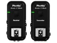 Phottix Strato II multi 5-in1 Trigger set for canon -all cab