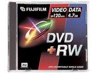 Fuji Dvd+Rw 4,7Gb 4X P.Stuk