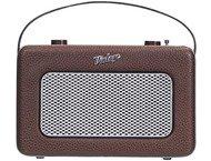 Nikkei NPR200BN Vintage draagbare radio - Bruin