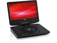 Nikkei NPD707 Portable DVD speler 7 inch - USB - Zwart