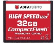AgfaPhoto 32 GB CompactFlash-Card HighSpeed (MLC)