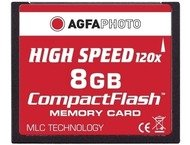 AgfaPhoto 8 GB CompactFlash-Card HighSpeed (MLC)