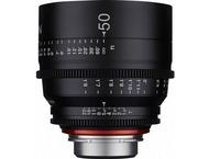 Samyang 50mm T1.5 FF cine Nikon